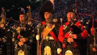 The Massed Pipes & Drums - Edinburgh Military Tattoo 2012 thumbnail