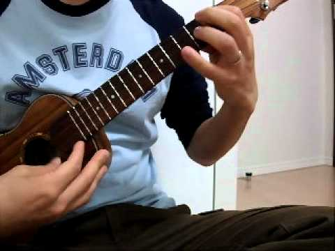 Across The Universe Solo Ukulele Youtube