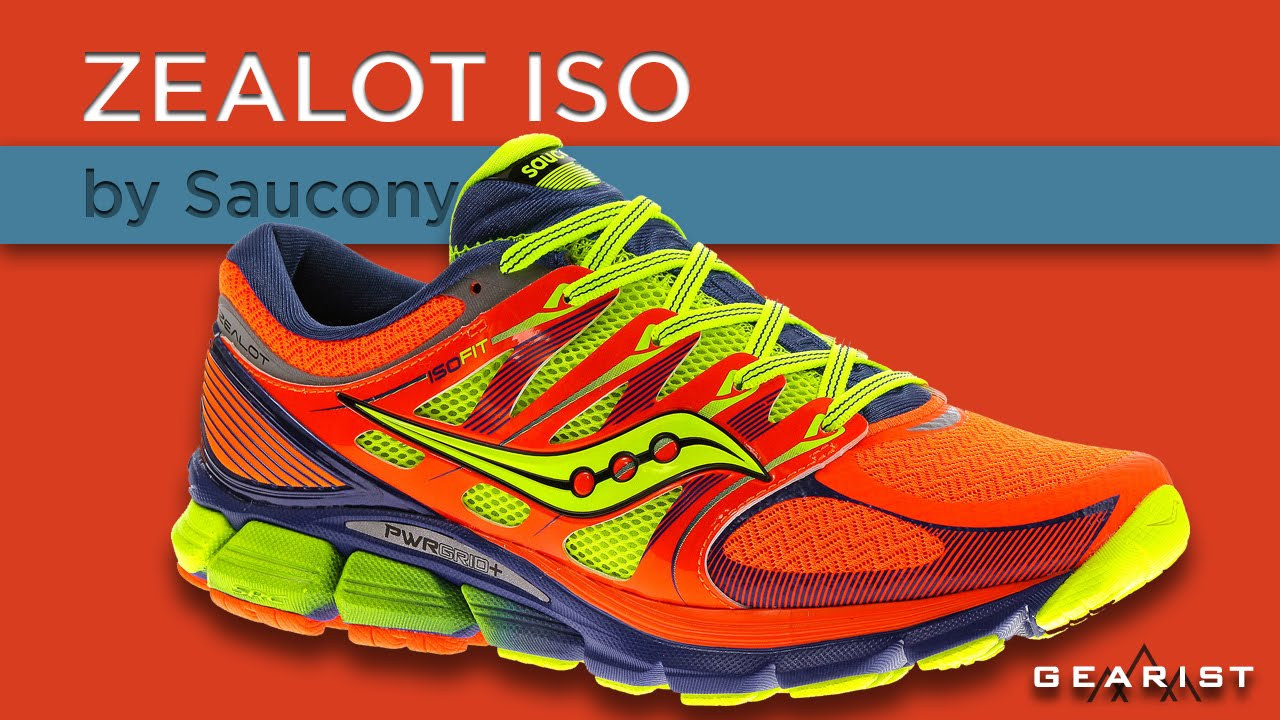 saucony iso fit