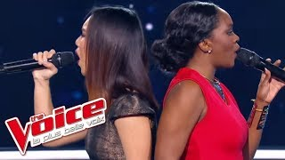The Voice 2016 | Lica VS Mirella - Avant Toi (Calogero) | Battle