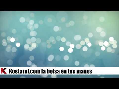 Los mercados hoy (Kostarof Tv) 12/01/2018 (Banca Europea Bankia Bitcoin)