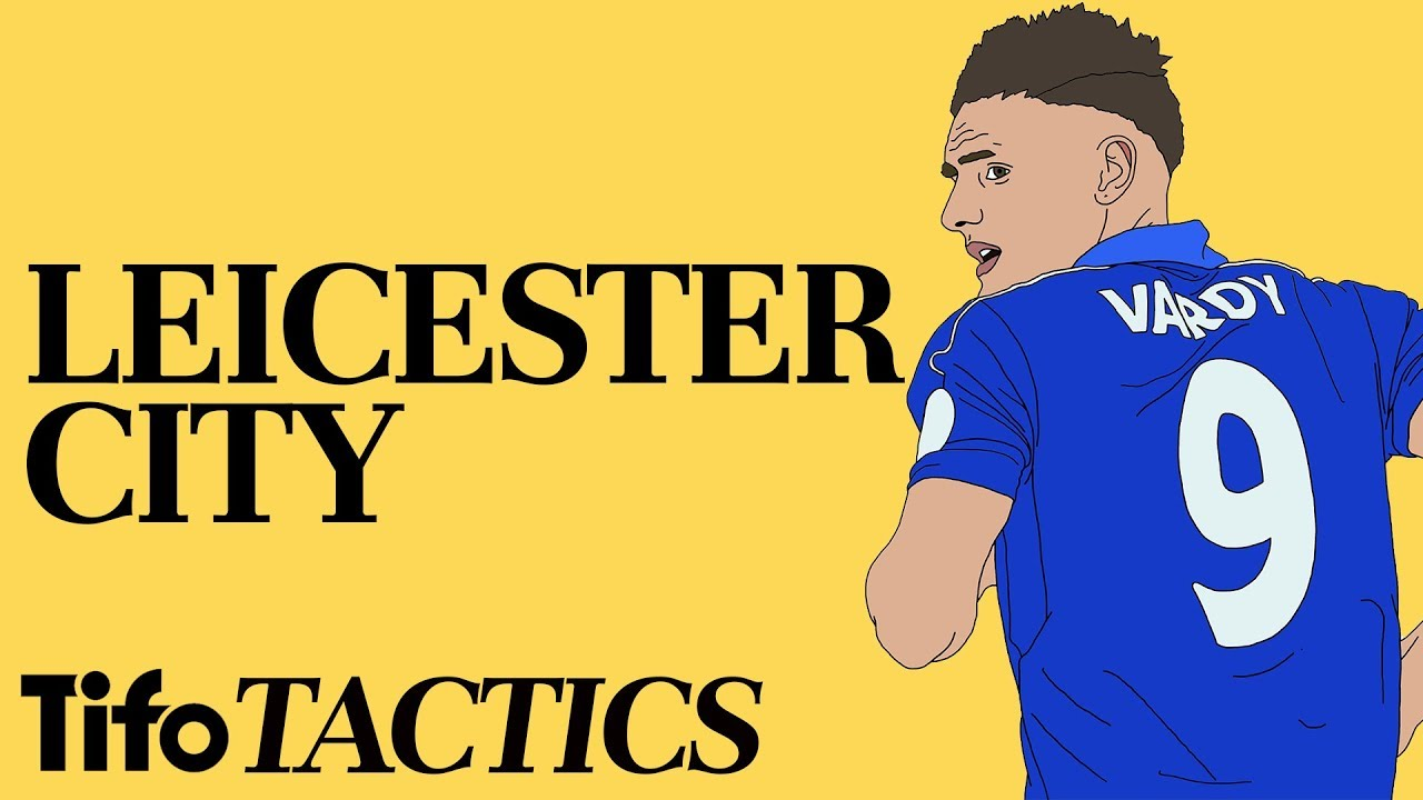 Tactics Explained   Claude Puel & Leicester City - Tifo Football