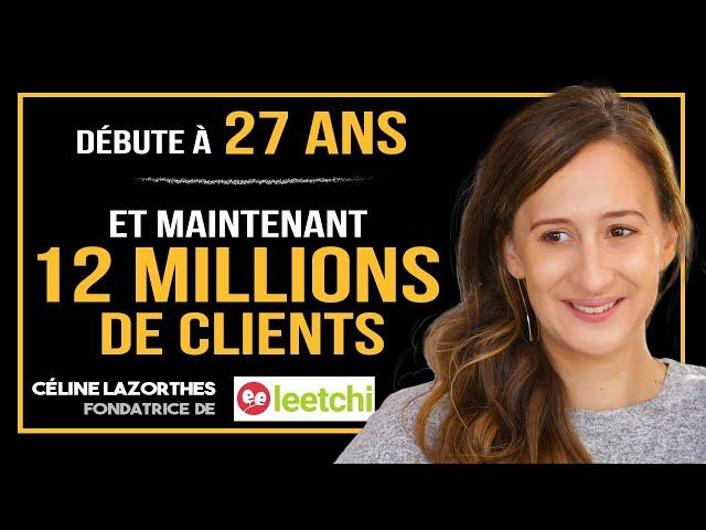 PERSONNE ne la soutient, 20 ans plus tard.. 12 MILLIONS DE CLIENTS ! - Céline Lazorthes