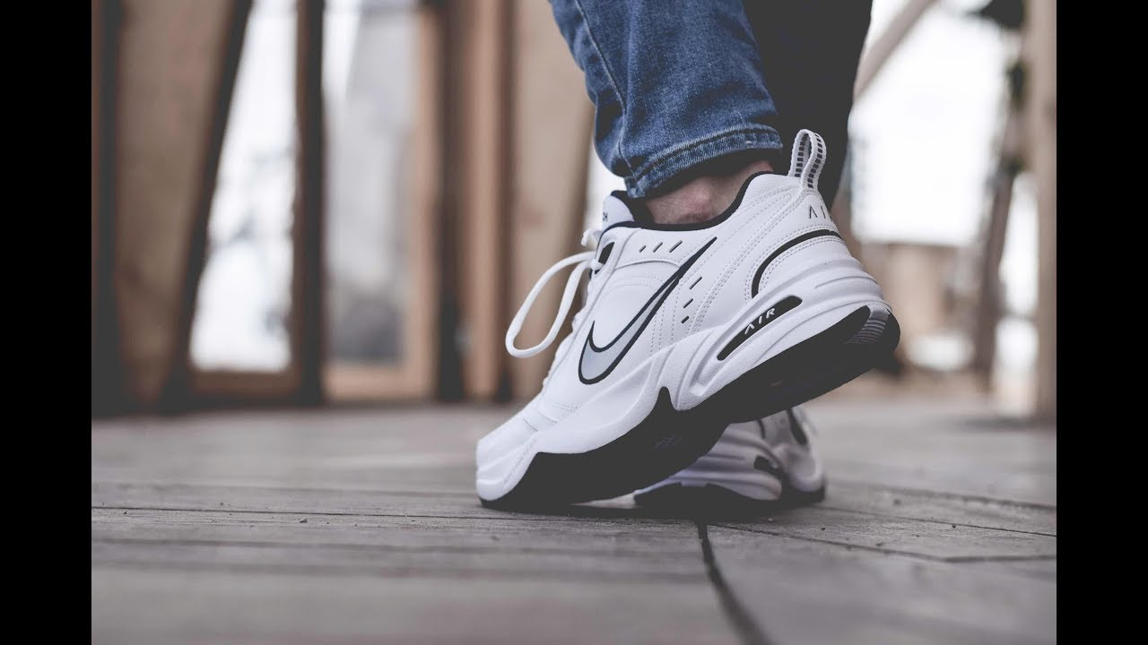 4c5a49c436d1 ON FEET   Nike Air Monarch IV