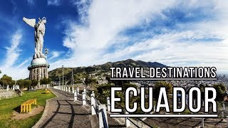 Ecuador Tours 2019 | Top 5 Best  Places  To Visit In Ecuador