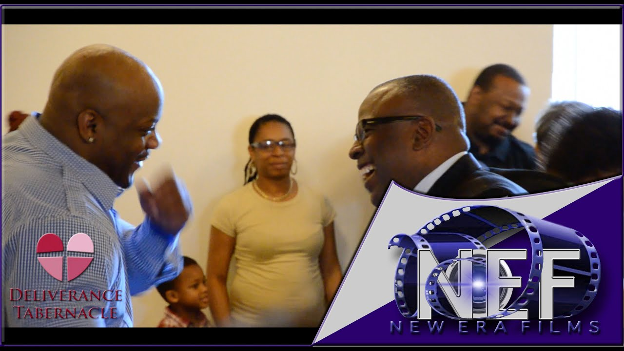 """NEF - Deliverance Tabernacle COGIC Commercial """"We Love Our Church"""""""