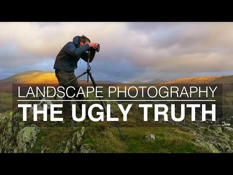 The UGLY side of Landscape Photography