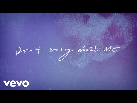 Frances - Don't Worry About Me (Lyric Video)