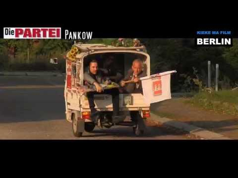 Die PARTEI Berlin-Pankow kiekt BVV Räume ... Machtübernahme in Pankow