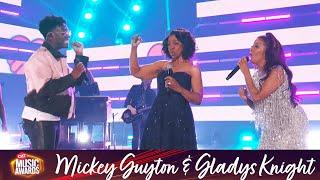 "Mickey Guyton ft. BRELAND & Gladys Knight Perform ""Friendship Train"" | 2021 CMT Music Awards"