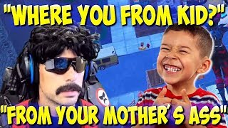 Doc Gets ROASTED So HARD by 9 Year Old Kid on Fortnite w/CHAT (7/19/18) (1080p60)