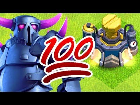 100% MAX LABORATORY!  TH12 Farm To Max | Clash Of Clans