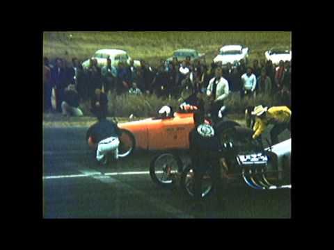 1959 RIVERSIDE RACEWAY speed sport vs chizzler short
