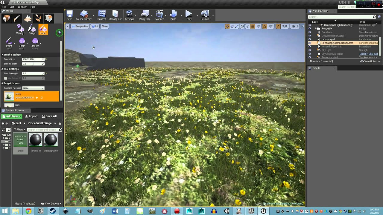 unreal engine how to get rid of shadows