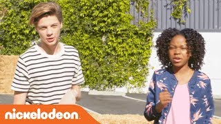 47c92d6b Jace Norman, Jack Griffo & More Take on Summer Challenges | Nick's ...