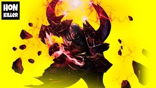 HoN Corrupted Disciple Gameplay - JungleChild - Legendary