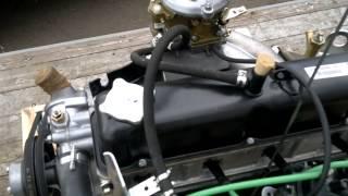 Двигатель ЗМЗ 410.4 на УАЗ 469 (АИ 76)