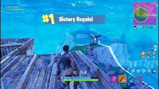 Fortnite tch did'nt get to win by defeating everyone