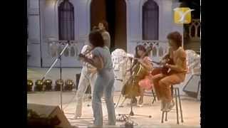 Rosario Salas, Consejos Del Viento, Festival De Viña 1984, Competencia Folclórica