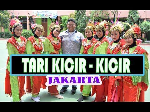 Tari Lagu Kicir - Kicir ( Ujian Praktek SMK YP IPPI 2018 - 2019 )