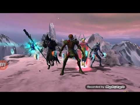 Iron Maiden Legacy Of The Beast - Special Stage Einherjar's Path (Normal, Hard, Madness) [Mobile] |