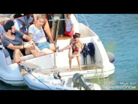 Aleyna Tilki Emrah Karadumanla Ceşmeye Tatile Cıktı!!!