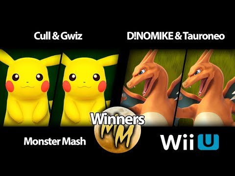 Monster Mash Doubles Cull/Gwiz (Pikachu) vs D!NOMIKE/Tauroneo (Charizard)