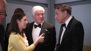 iCadenza interviews Dick Van Dyke, Ed Asner, Ashley Brown, Richard Sherman, Stefanie Powers, & more!