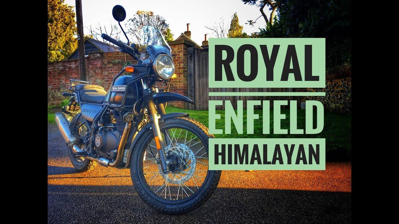 Royal Enfield Himalayan Review Youtube