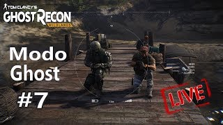 LIVE - Ghost Recon Wildlands - Modo Ghost #7