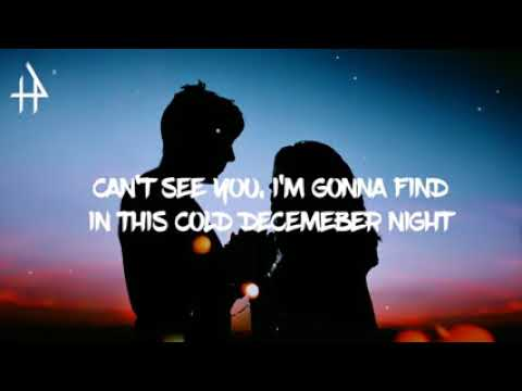 Kaskade   Cold December Lyrics   Lyric Video   YouTube