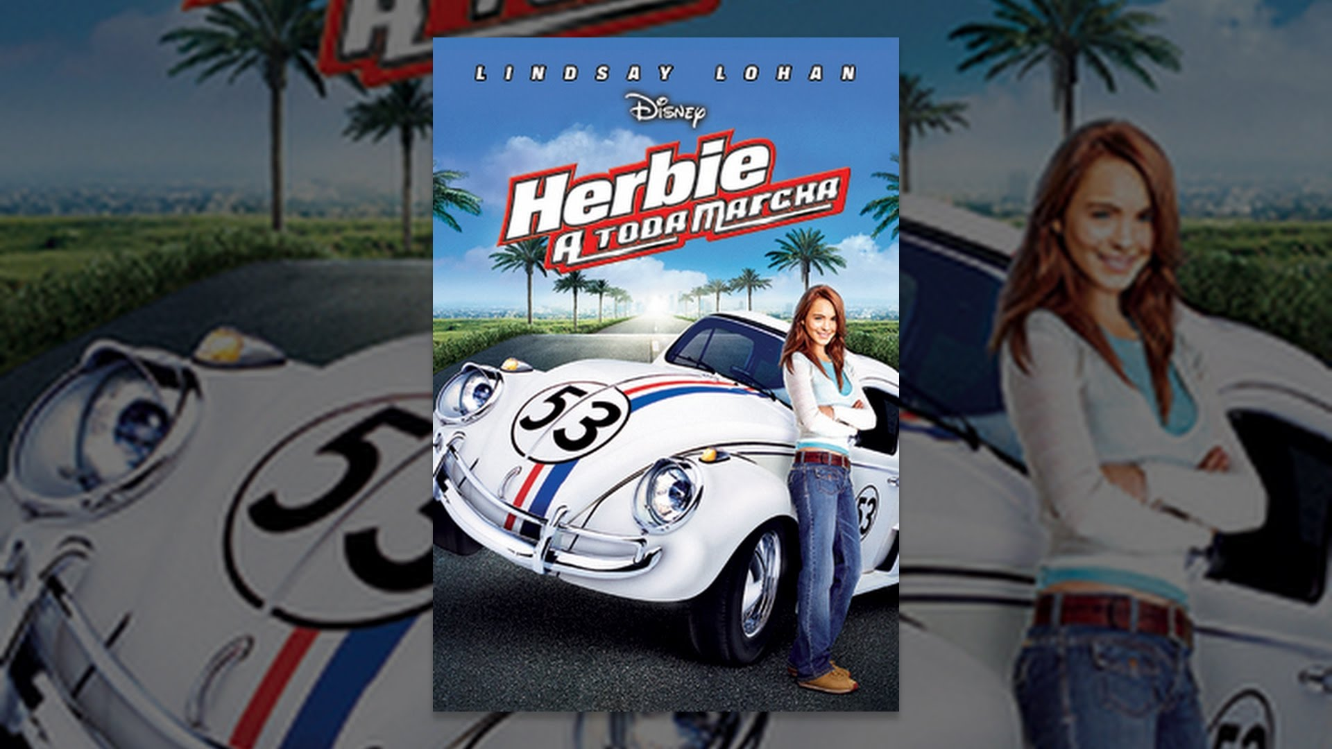 Herbie A Toda Marcha: Herbie: A Toda Marcha (Doblada)
