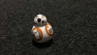First look Sphero's BB8 droid toy from Star Wars The Force Awakens