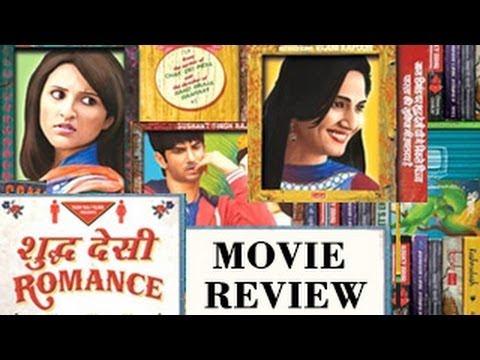 Shuddh Desi Romance Movie Review - Sweet Simple Romance