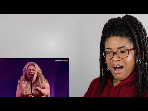 Kelly Clarkson - Whole Lotta Woman (Live at the Billboard Music Awards) // REACTION!!!
