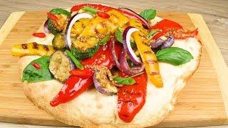 Овощной салат гриль | Grilled vegetable salad