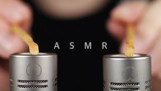 ASMR Unforgettable Mic Scratch…
