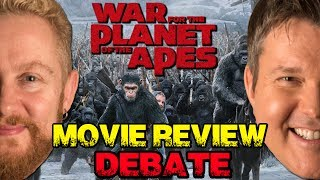 WAR FOR THE PLANET OF THE APES Movie Review - Film Fury