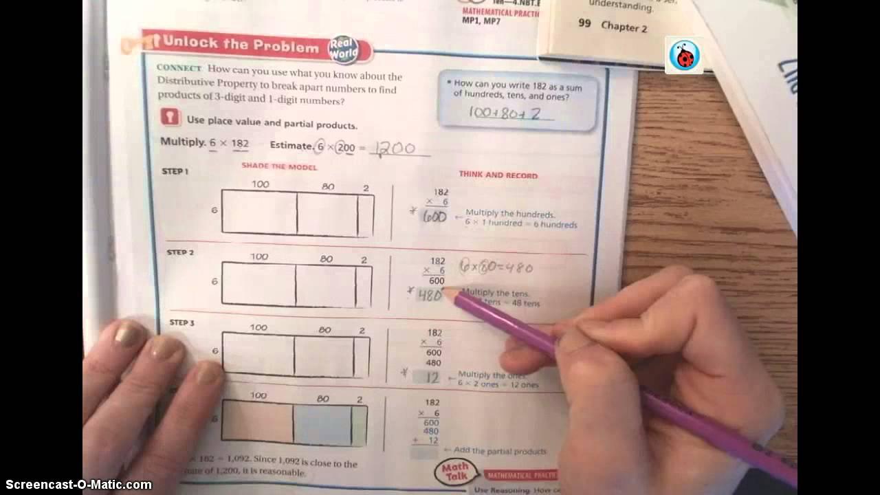 Go Math Lesson 2.7 - YouTube