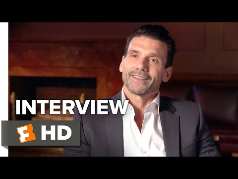 The Purge: Election Year Interview - Frank Grillo (2016) - Thriller Movie