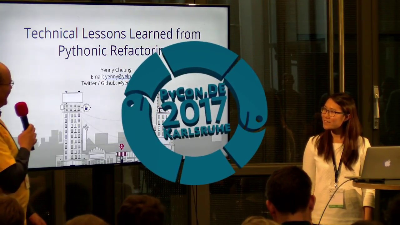 Image from Technical Lessons Learned from Pythonic Refactoring