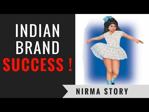 Nirma Success Story | Karsanbhai Patel Journey