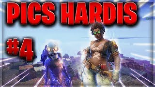 GUIDE BASE PICS HARDIS #4 - FORTNITE SAUVER THE WORLD