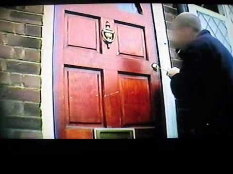 POTTERS BAR 2010 - Rogue Locksmith Confronted On Watchdog