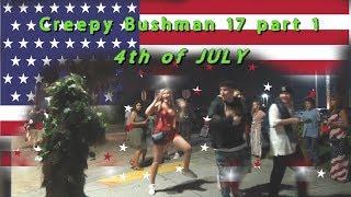 bushman #17 part1 CRAZY NIGHT!