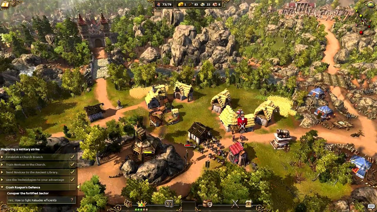 Download The Settlers 7: Paths to a Kingdom - Deluxe Gold ...