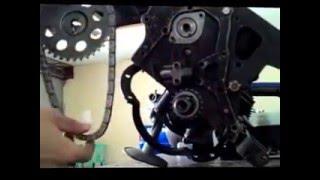 Cara Memasang Timing Chain Mesin