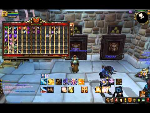 WoW Guild Bank Ninja