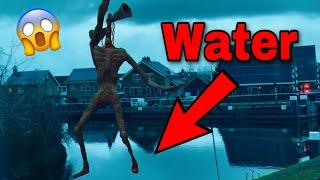 Siren Head stands on WATER?!