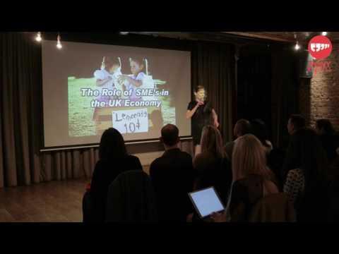 Storytelling for Entrepreneurs at Century Club Soho